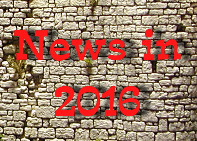 News in 2016